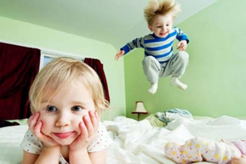 Синдром гиперактивности у детей зависит от сна