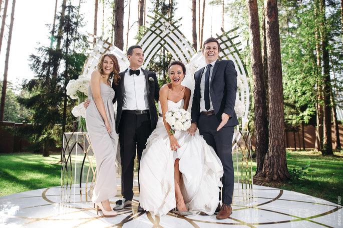 Организация свадьбы самостоятельно, возможно ли это?