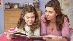 У неграмотной мамы – дети двоечники?