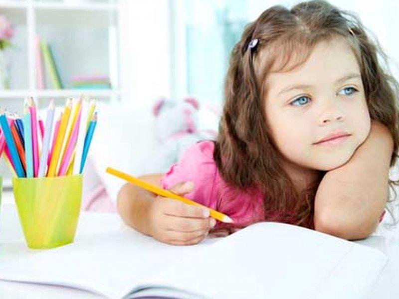 Цветные карандаши и фломастеры вызывают рак
