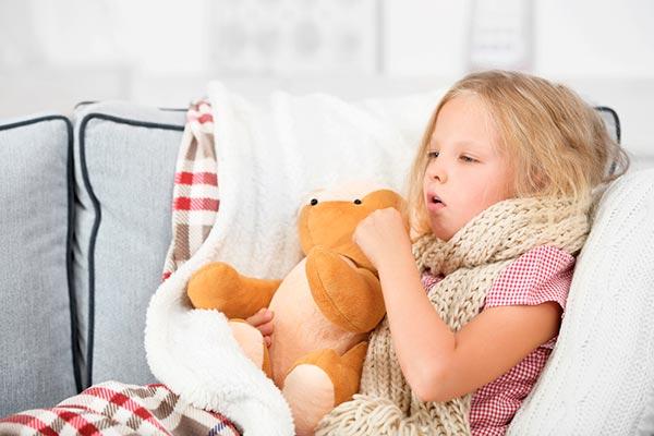 Как определить коклюш у ребенка?