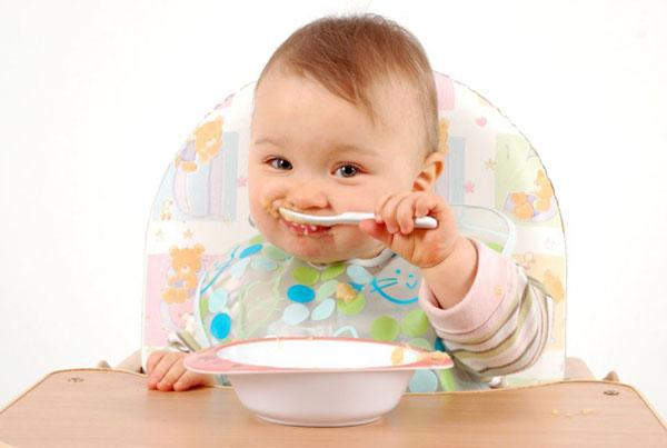Как правильно питаться малышу