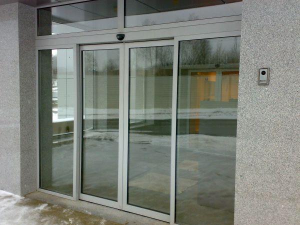 Автоматические двери в Красногорске