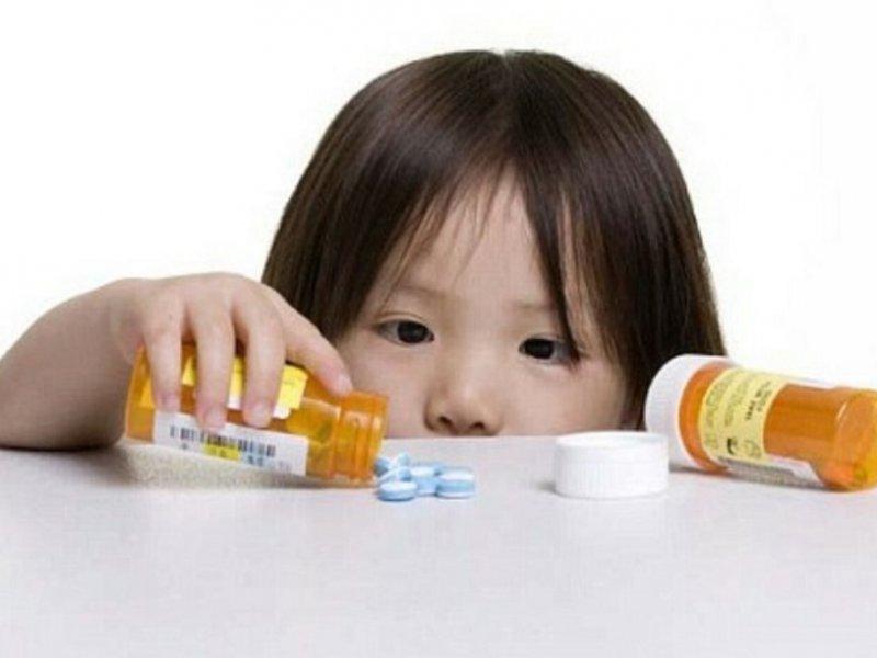 Прием парацетамола провоцирует астму у детей