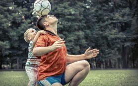 Физическая активность отцов улучшает метаболизм детей