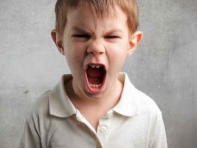 Из-за сахара и сладостей дети звереют
