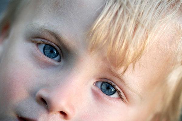 Зрение ребенка в школьном возрасте