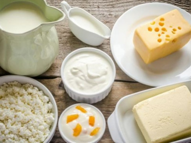 Молочные продукты помогают от миомы матки