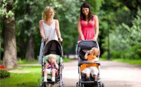 Прогулочные коляски мешают развитию ребенка