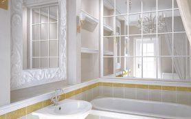Использование и преимущества пластиковых полок для ванной комнаты