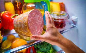 Жирная пища при беременности увеличивает вес после родов