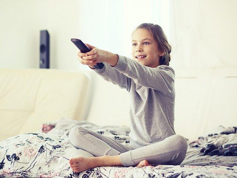 Телевизор вызывает ожирение чаще, чем видеоигры