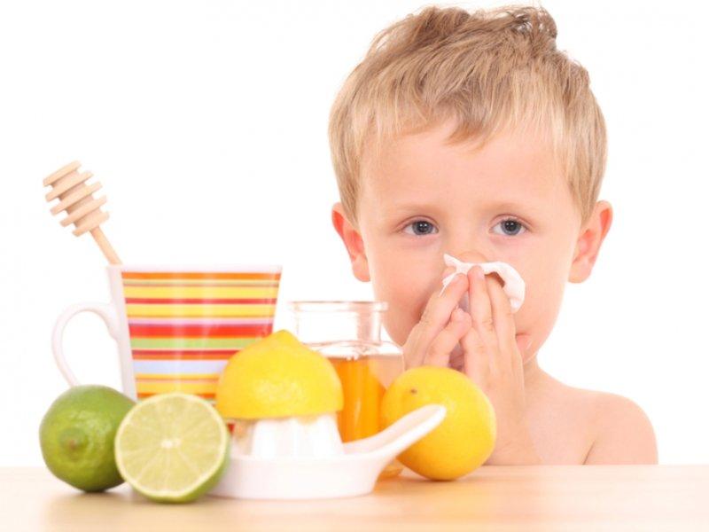 Как защитить маленького ребенка от гриппа