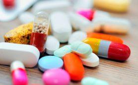 Поиск лекарств в аптеках