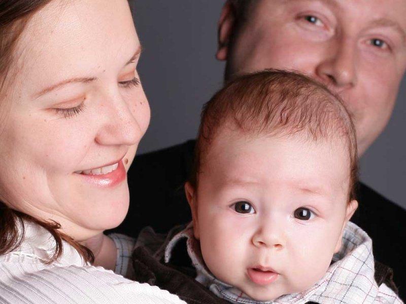 После рождения первенца сон родителей не восстанавливается шесть лет