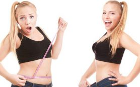 Психологи подсказали, как настроиться на похудение