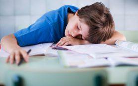 Недостаток сна у детей ведет к ожирению