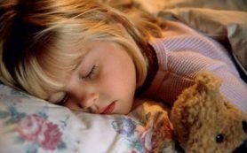 Как укладывать ребенка спать без лишних проблем