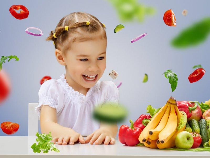Витамины и их роль в развитии ребёнка