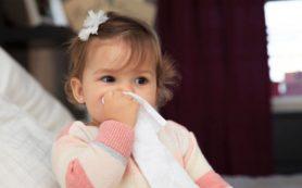 Детские салфетки могут стать причиной пищевой аллергии