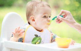 Чем кормить малыша от года до трех лет