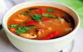 Суп Том Ям – кусочек Таиланда у вас на столе!