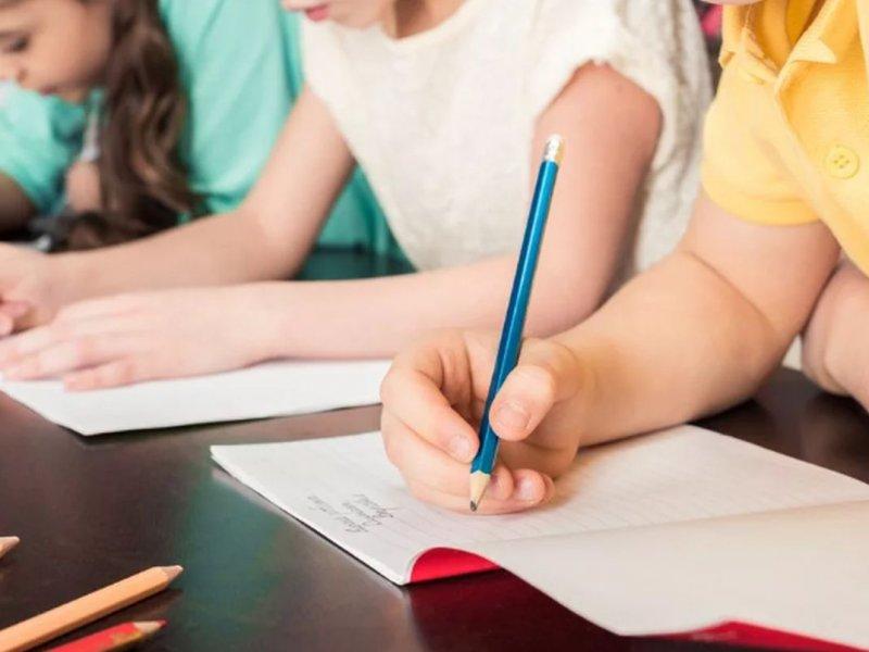 Врач: не покупайте школьникам тетрадей с белоснежными листами