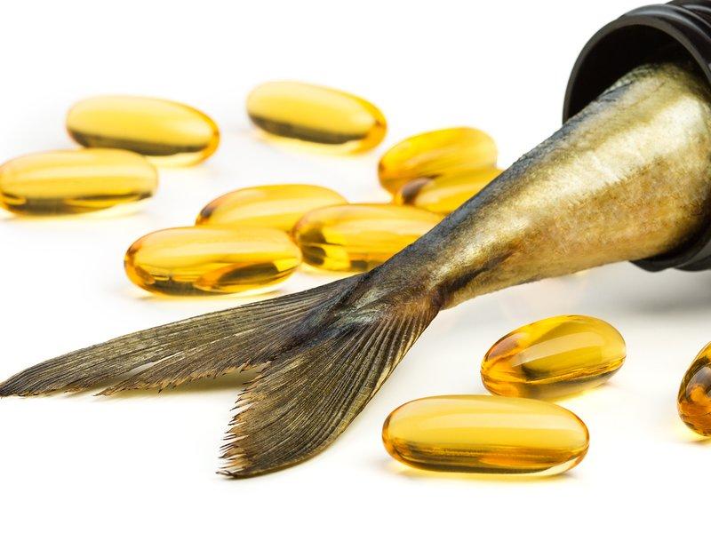 Рыбий жир не влияет на преждевременные роды