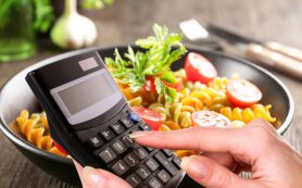 Используйте формулу для расчета вашего ежедневного потребления калорий