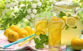 Натуральный лимонад полезен — врач