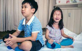 Непослушные дети чаще страдают от бессонницы