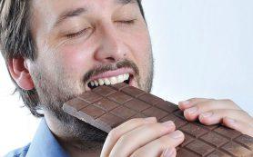 Ученые доказали, что шоколад поможет похудеть и влюбиться