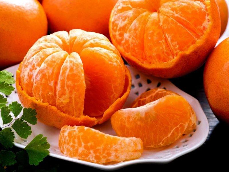 Врачи назвали приемлемое количество мандаринов для ежедневного употребления