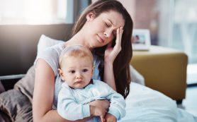 Депрессия после родов: 5 глупых мифов, в которые все еще верят