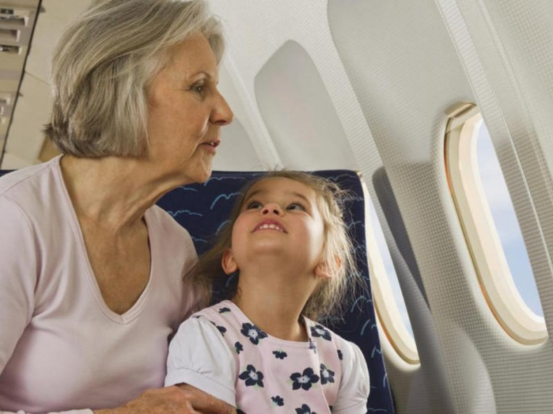 5 способов облегчить ребенку боль в ушах при полетах