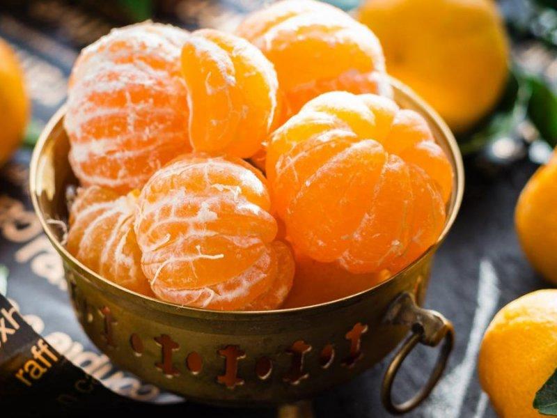 Диетолог рассказала, сколько мандаринов можно съесть за один раз