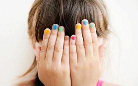 Детский маникюр: особенности и как делать