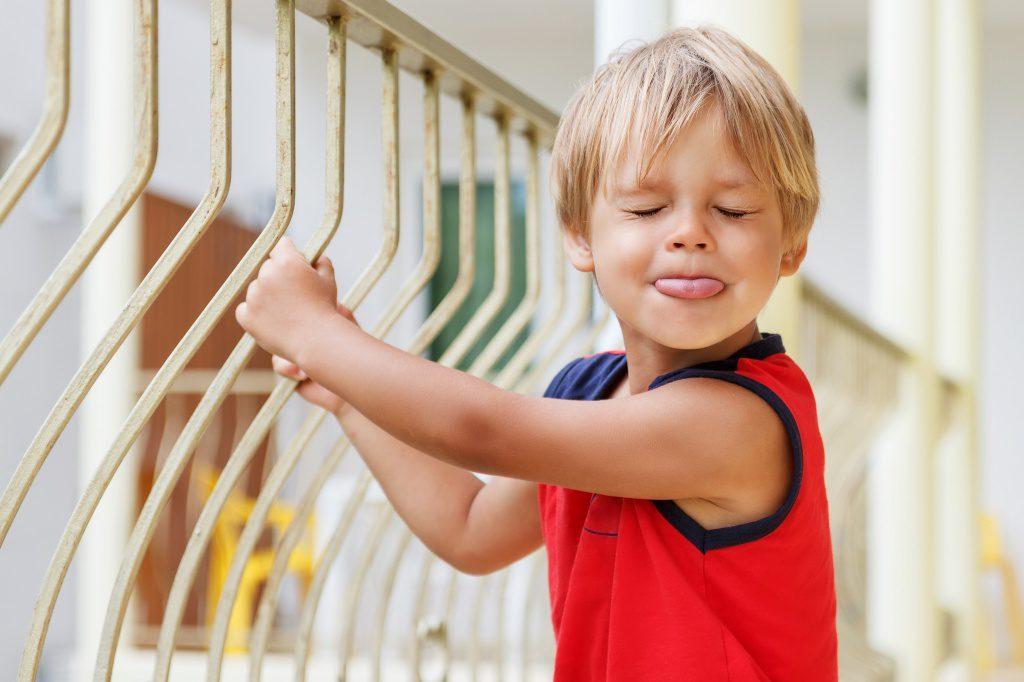 Первые проявления характера у ребёнка
