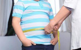 У детей с ожирением нашли патологию мозга
