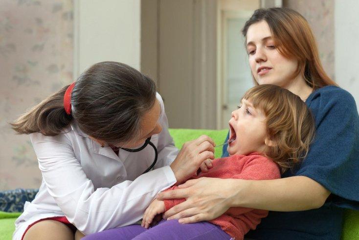 Мононуклеоз у детей: что это за болезнь?