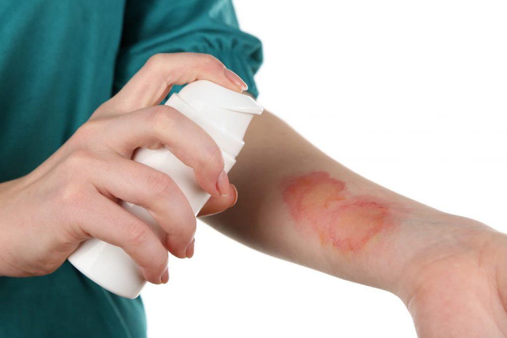 Препараты для ухода за кожей при лечении дерматита