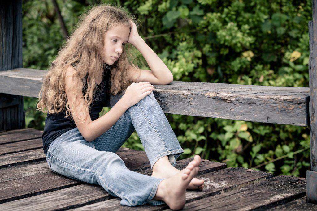 Как научить ребенка справляться с тревогой