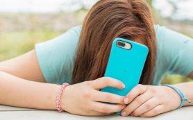 Интернет-зависимость вызывает проблемы в эмоциональной сфере у подростков