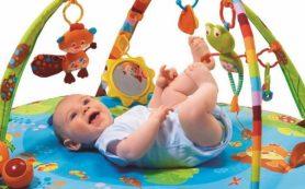 Развивающие игрушки для ребенка до года: чем занять малыша от 0 до 3 месяцев