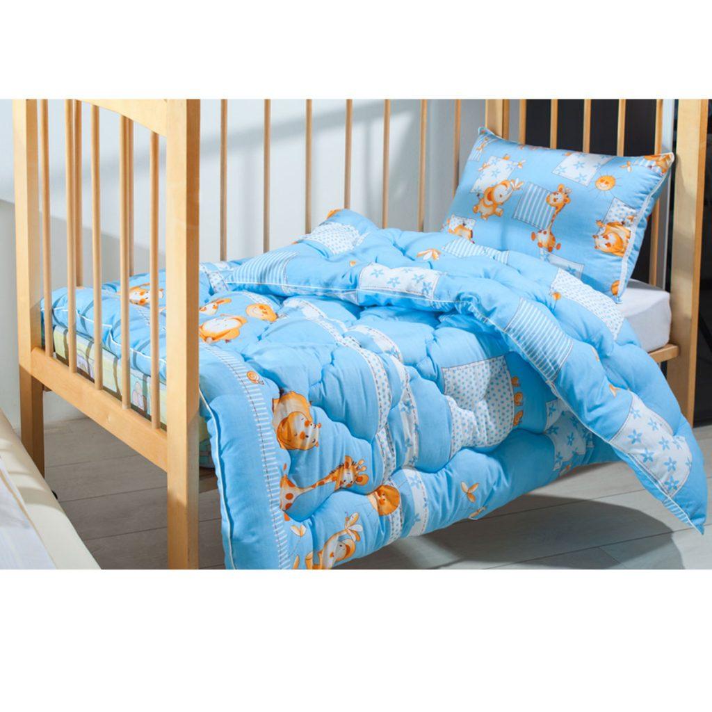 Как правильно выбрать детское одеяло?