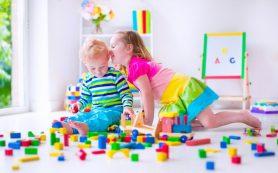 Как организовать хранение игрушек в детской?