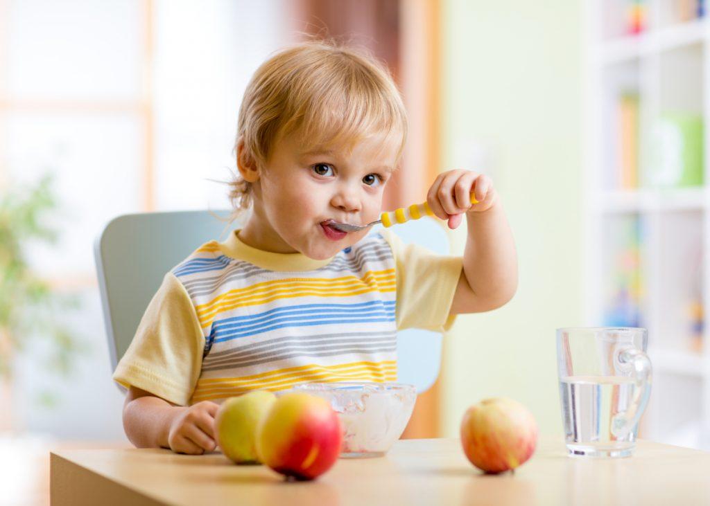 Как повысить иммунитет у детей
