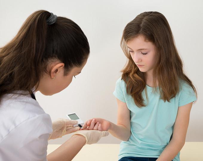 Влияние кетоацидоза на когнитивные функции у детей