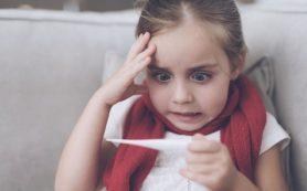 Как помочь малышу справиться с симптомами ОРВИ?
