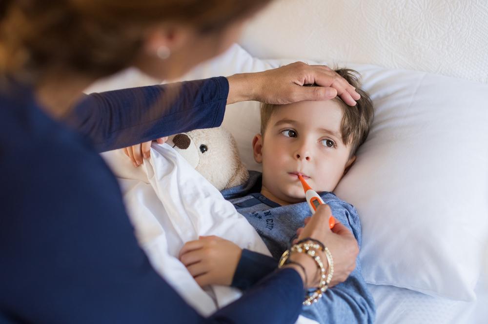 Ребенок часто простывает. Что делать?